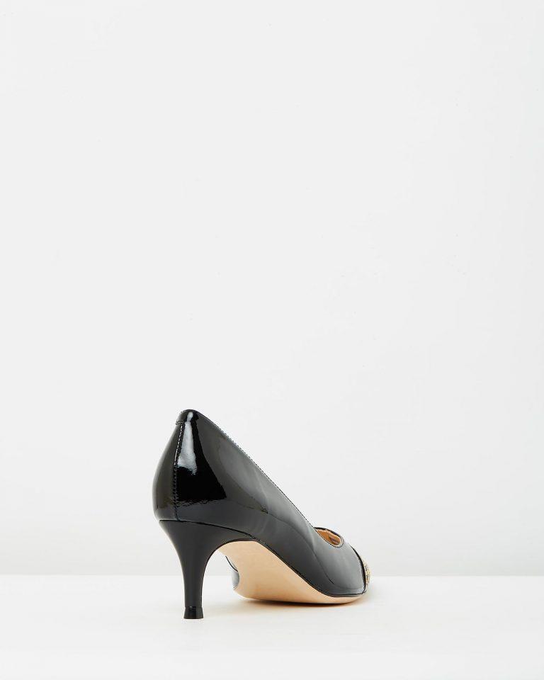 Akira Heels - Black
