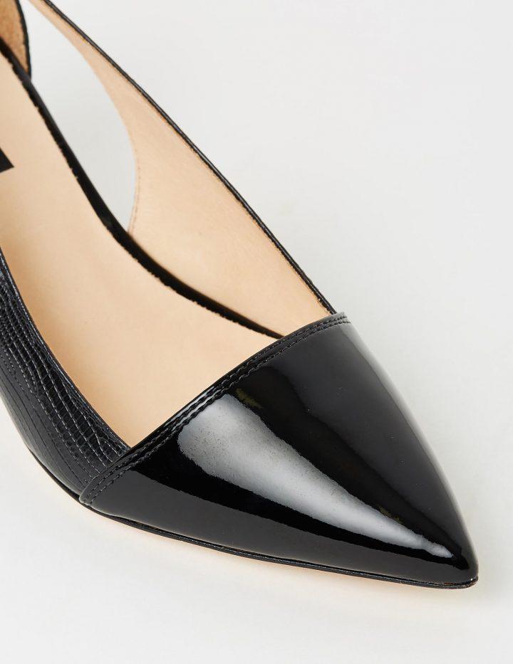 Ivory - Black
