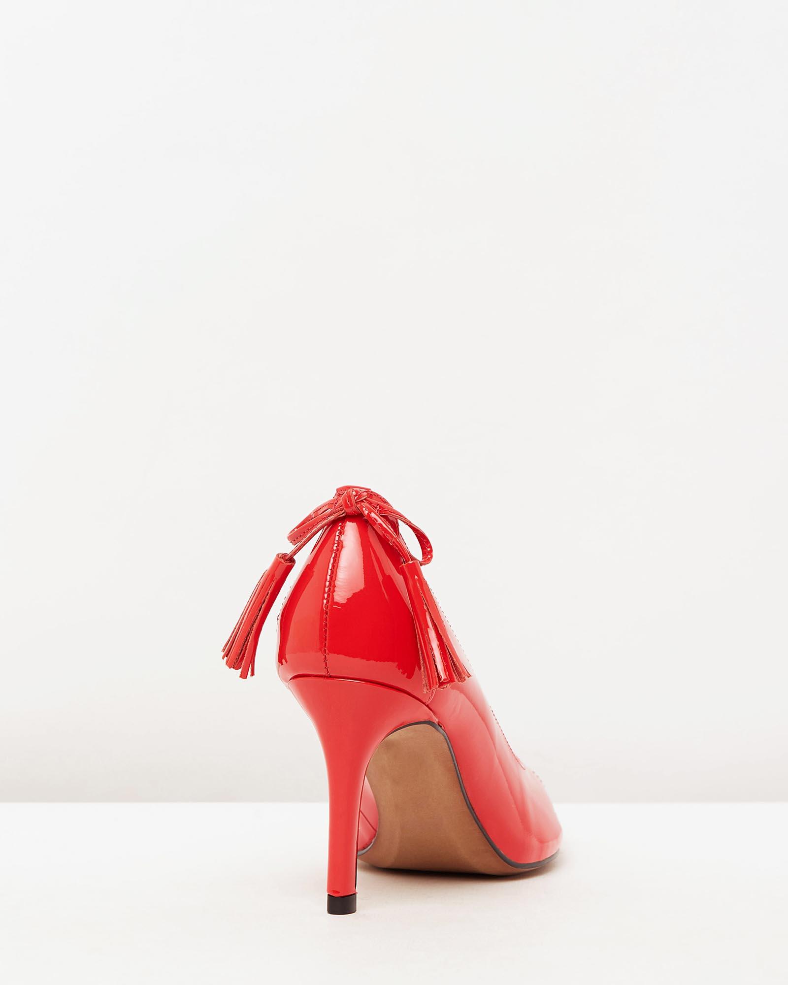 Sasha - Red