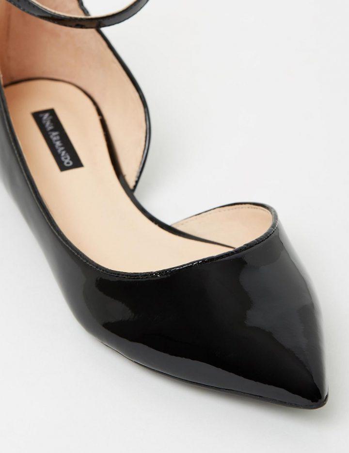 Anastasia - Patent Black