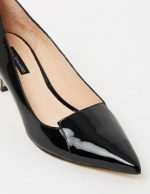 Connie - Black Patent