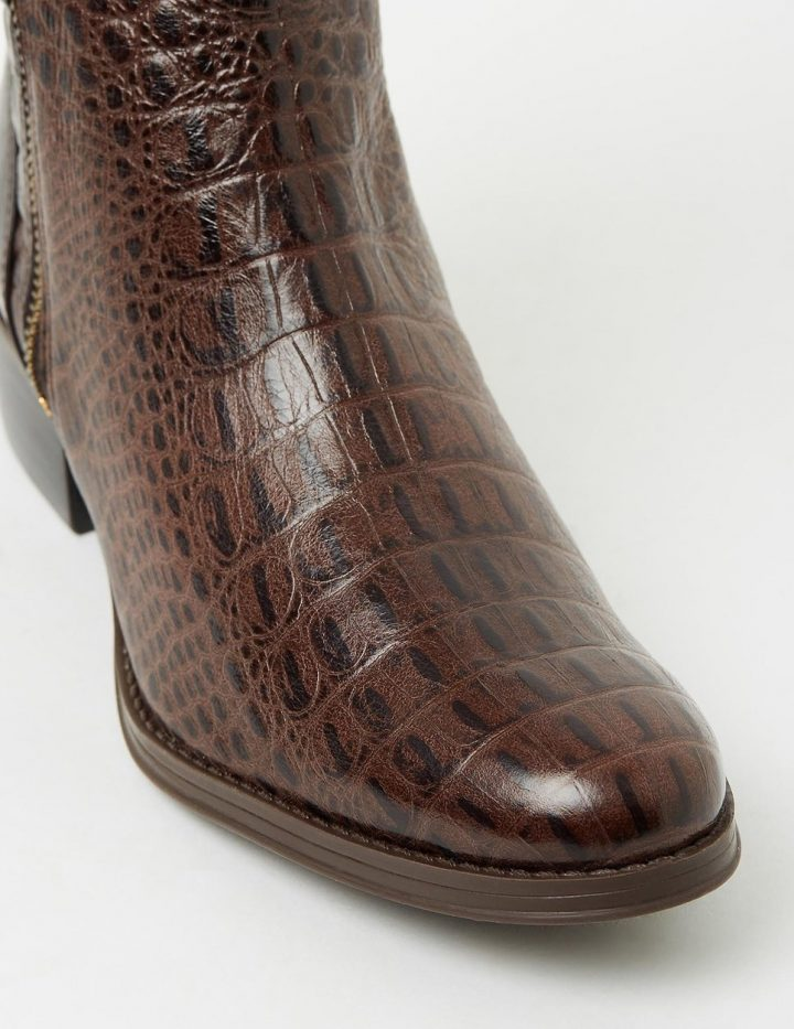Denver - Brown Croc