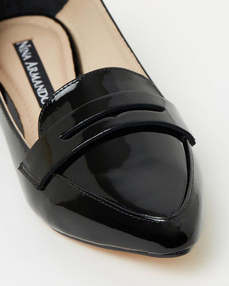 Florentina - Black Patent