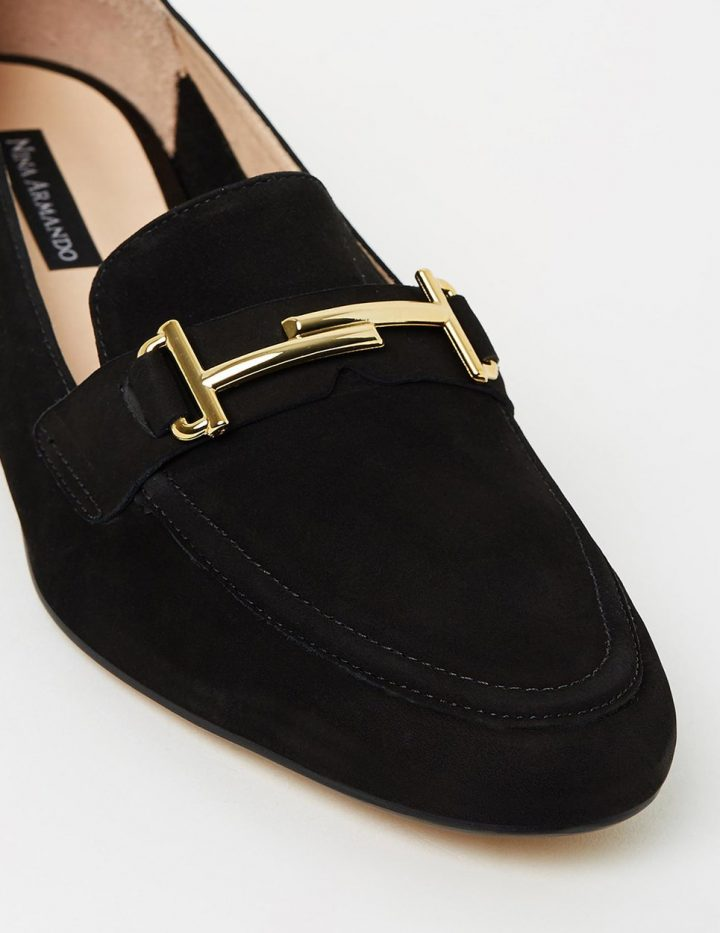 Loafer - Black Suede