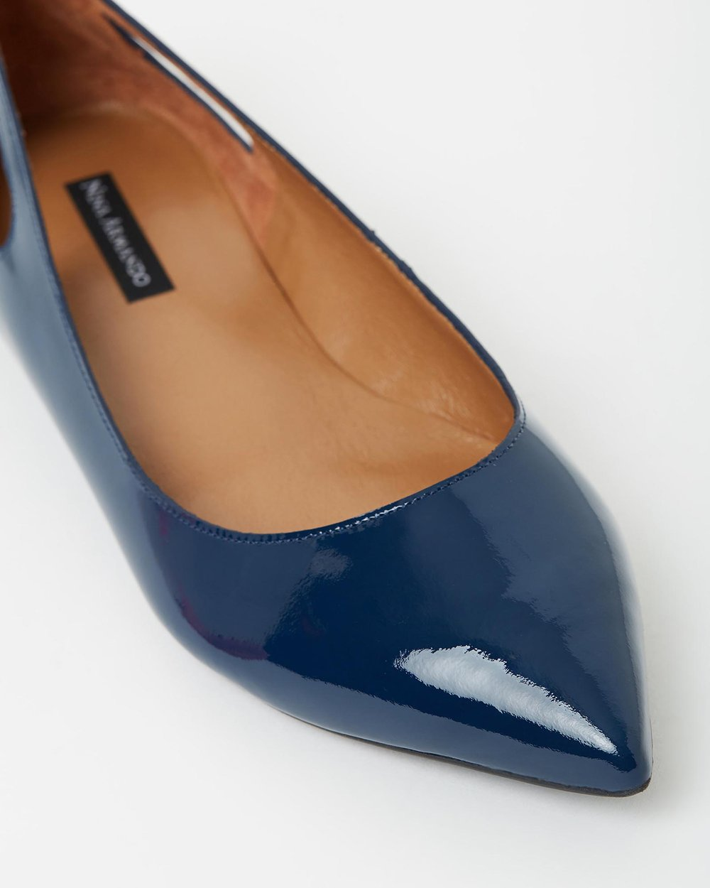 Mandy - Navy Patent