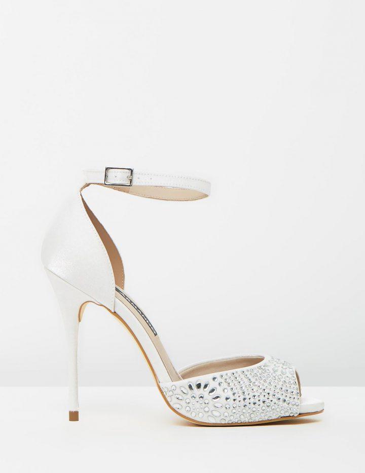 Thalia High - White