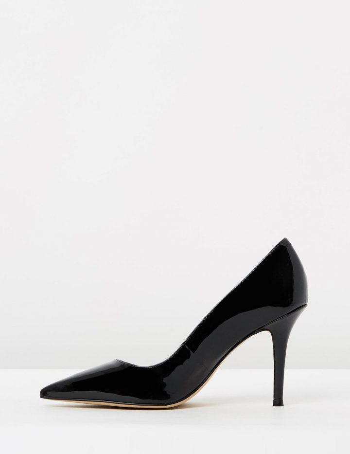 Leah - Black Patent