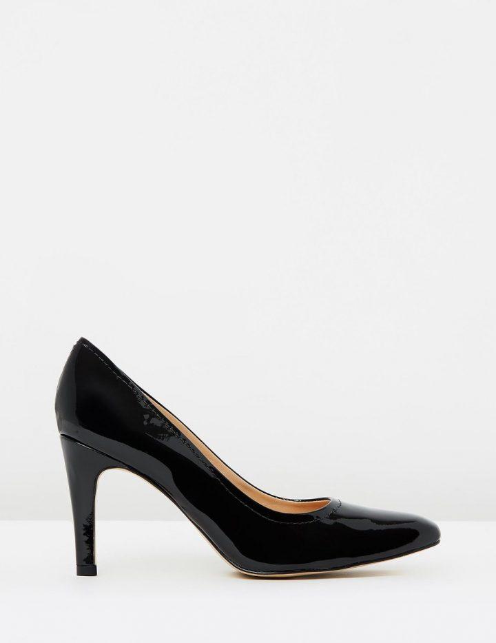 Naomi - Black Patent