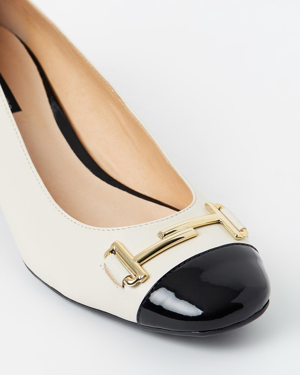 Kristin - Cream & Black