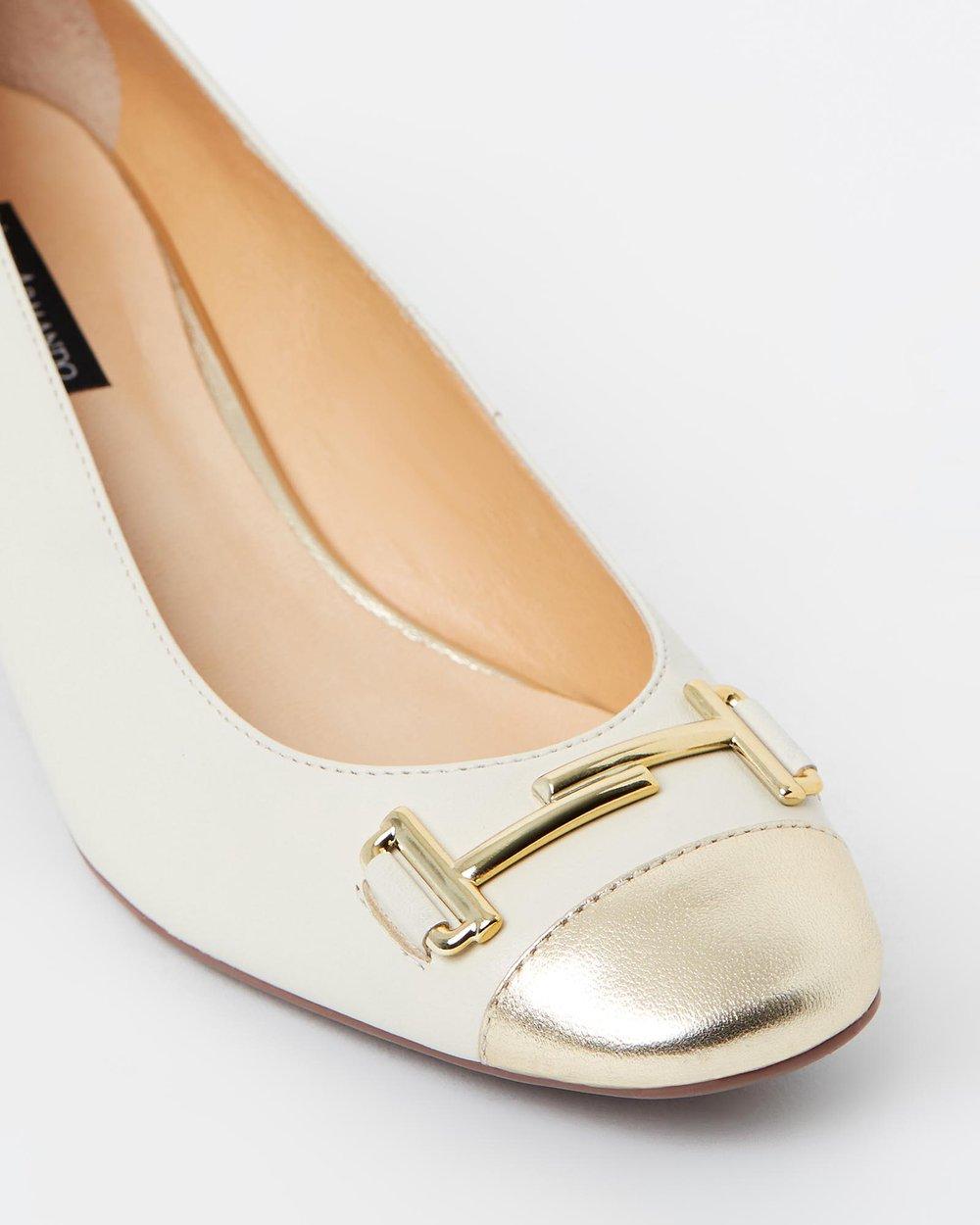 Kristin - Cream & Gold