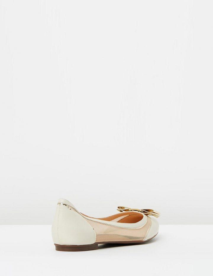 Lena - Off White & Cream