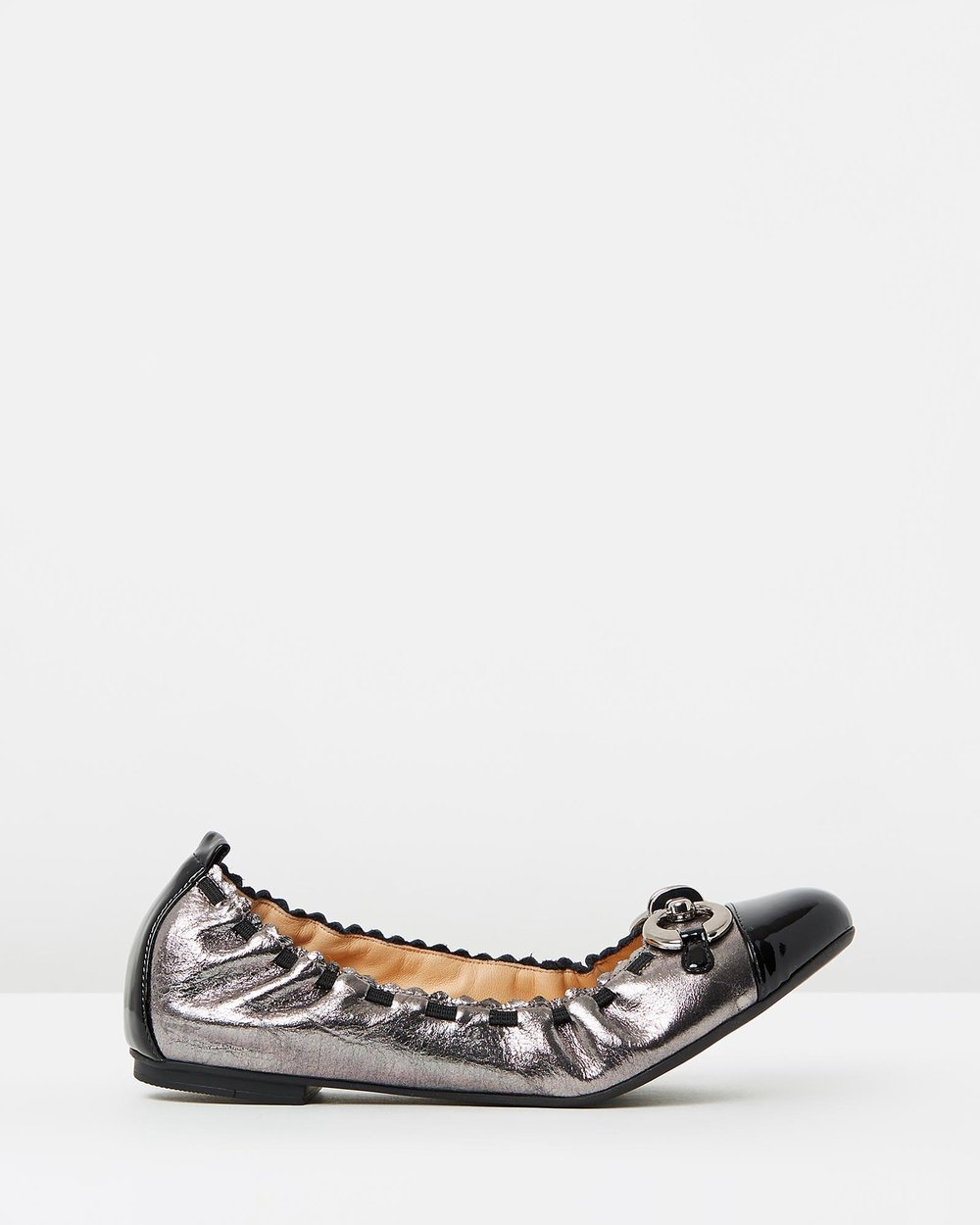 Bree - Black & Old Silver