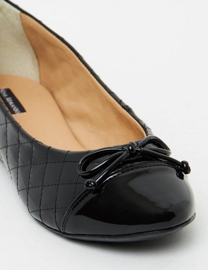 Dara - Black Patent