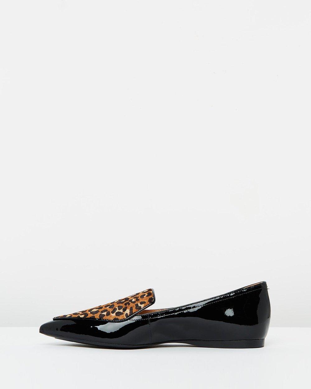 Candy - Black & Leopard