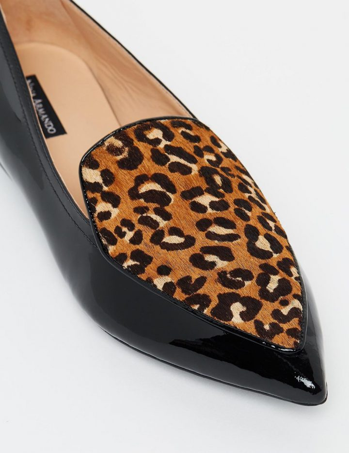 Candy - Black & Leopard