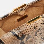 Chablis - Brown Snakeskin