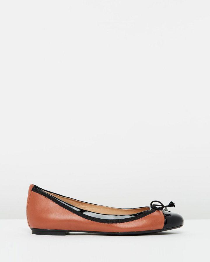Juliana - Orange & Black