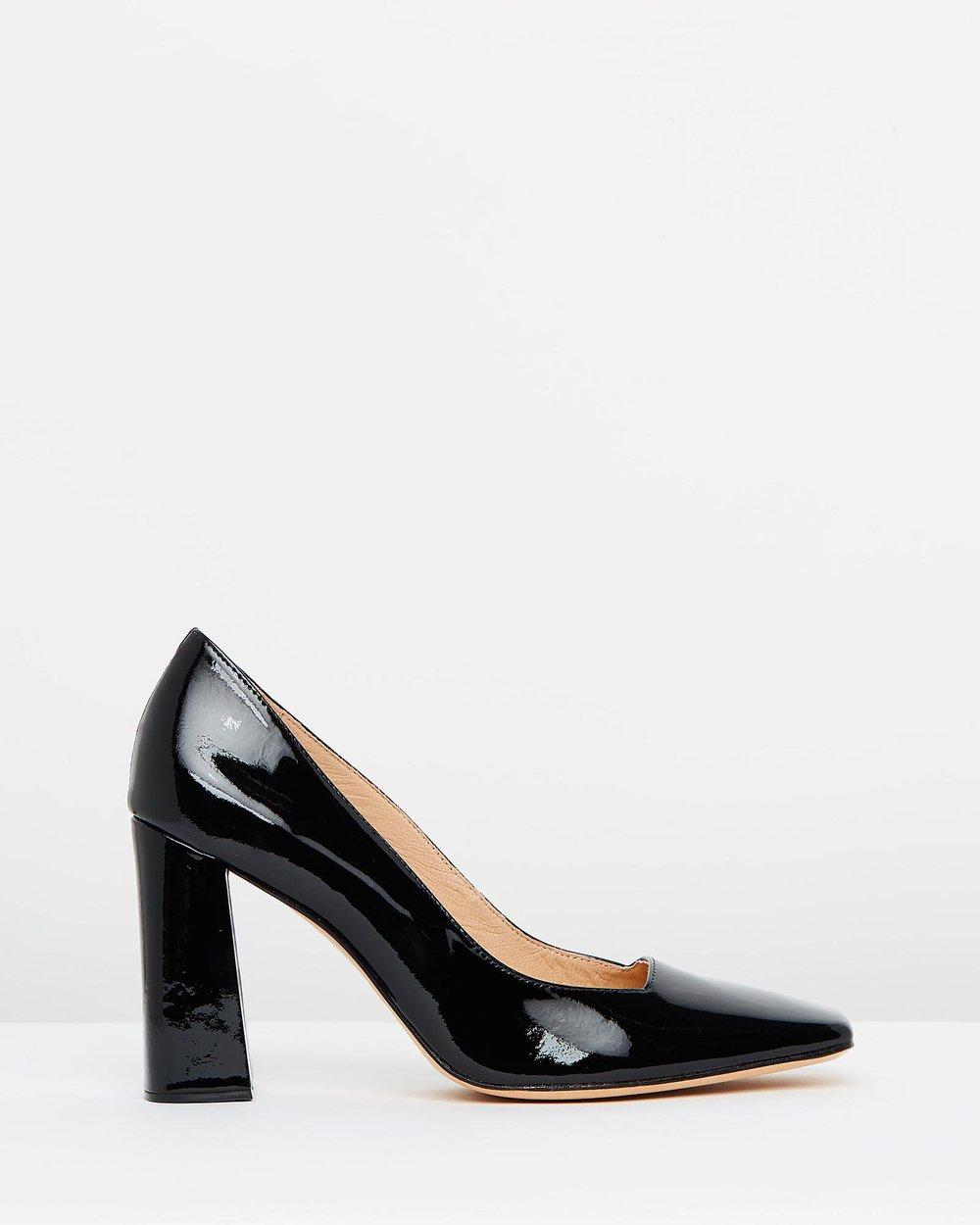 Christine - Black Patent