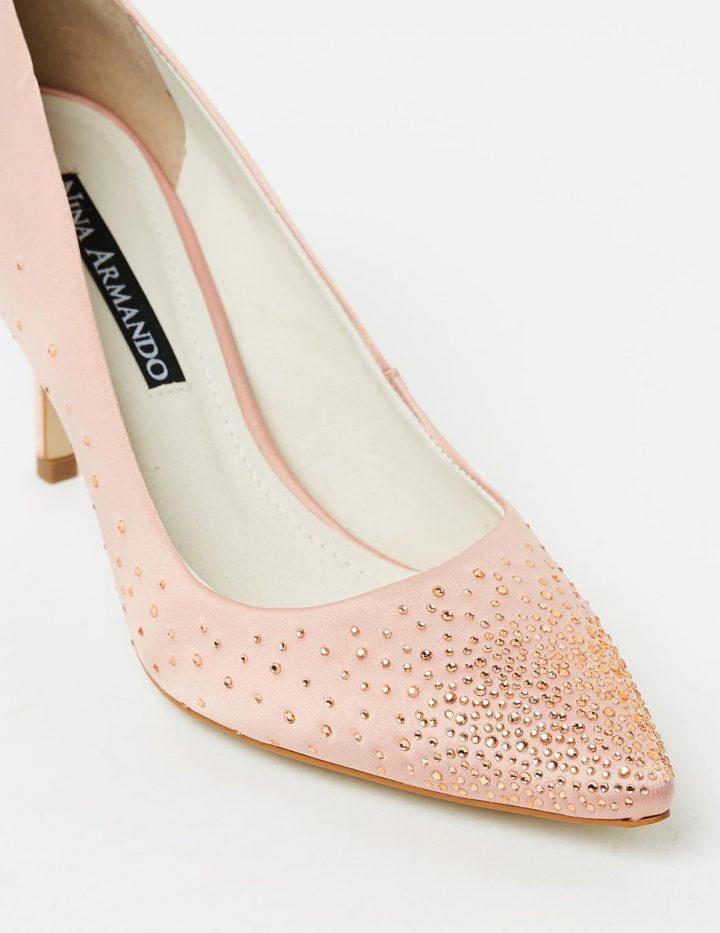 Livia - Blush Pink