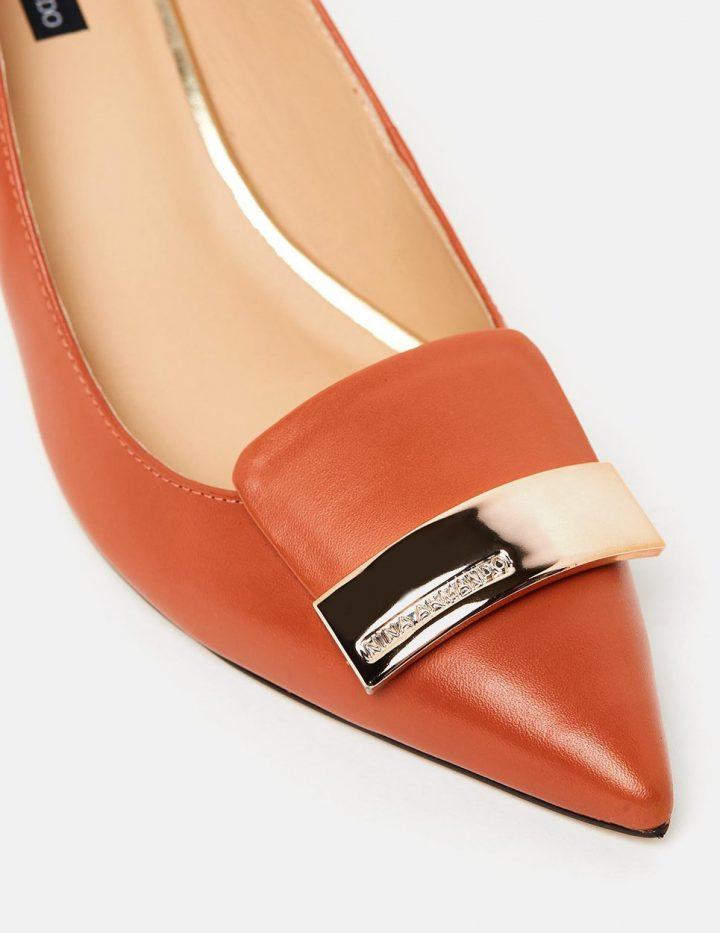 Mary - Orange