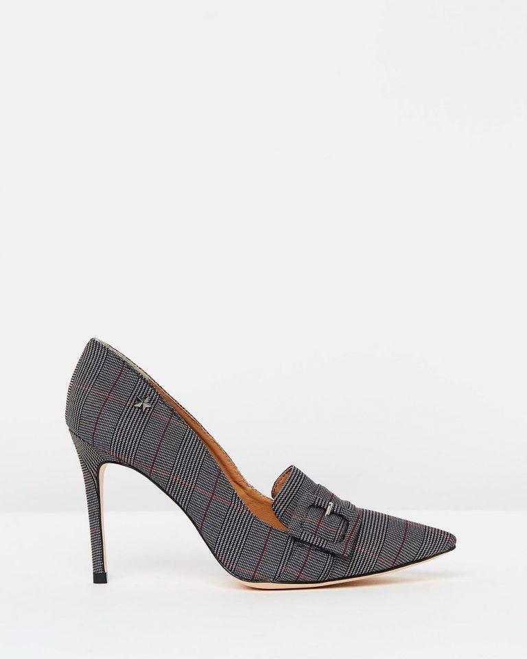 Sai Heels - Grey