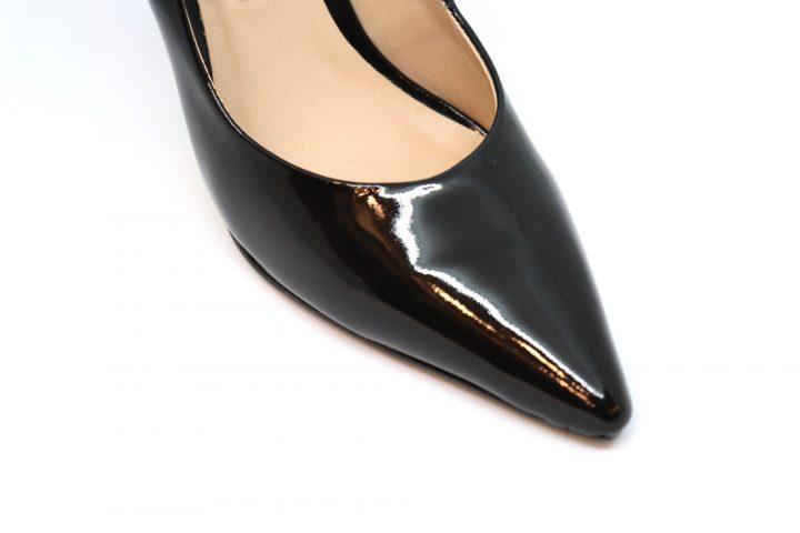Nicolette II - Black Patent