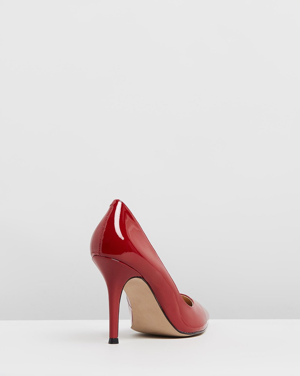 Leah - Red Patent
