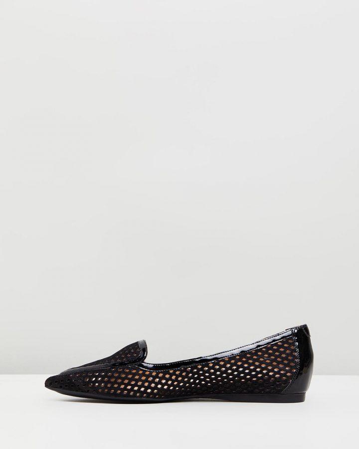Amani Flats - Black