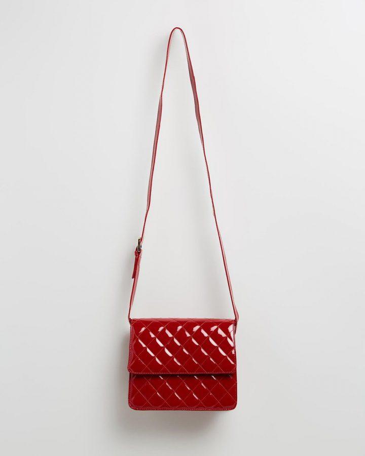 Agata - Red Patent