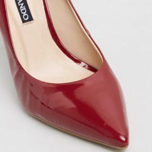 Nicolette II - Red Patent