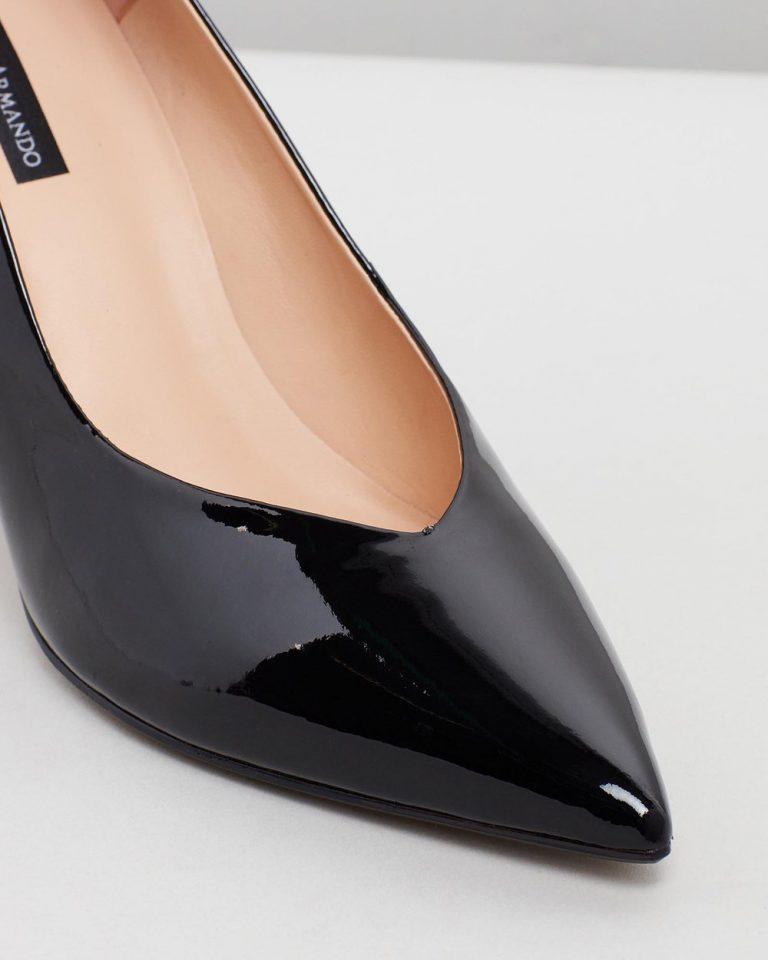 Susan - Black Patent