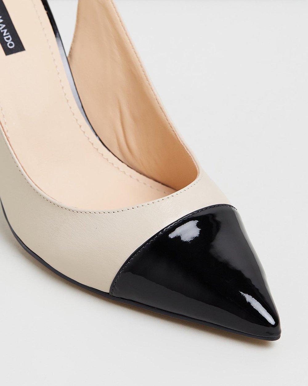 Lacey - Black & Beige