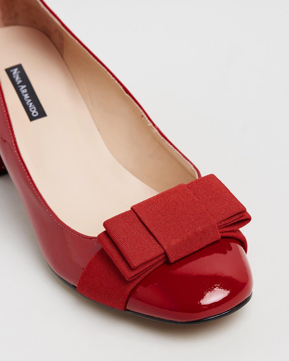 Deb - Red Patent