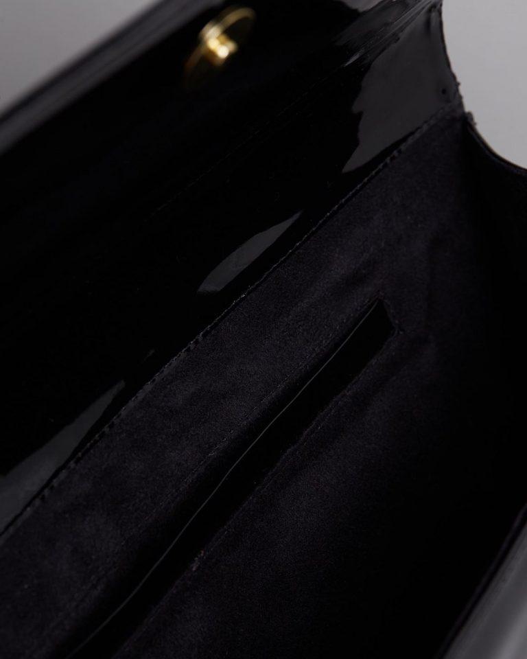 Paolina - Black Patent