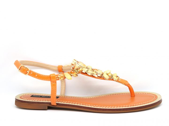 Camilla - Orange