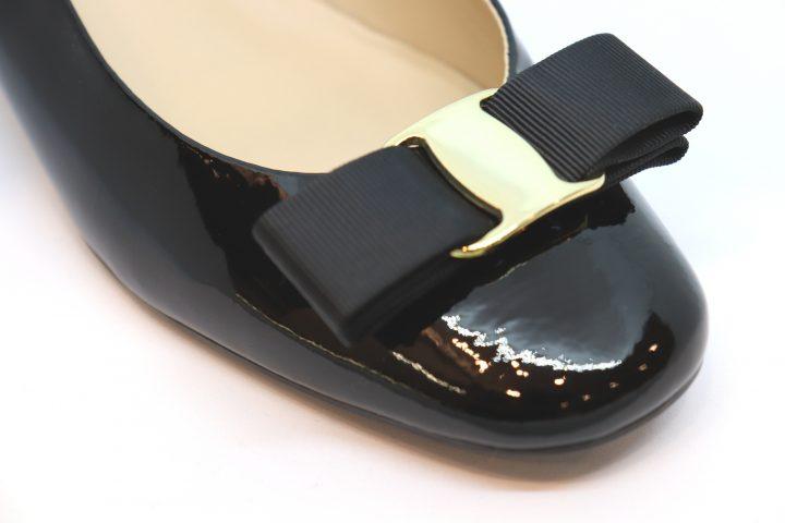 Rosey - Black Patent