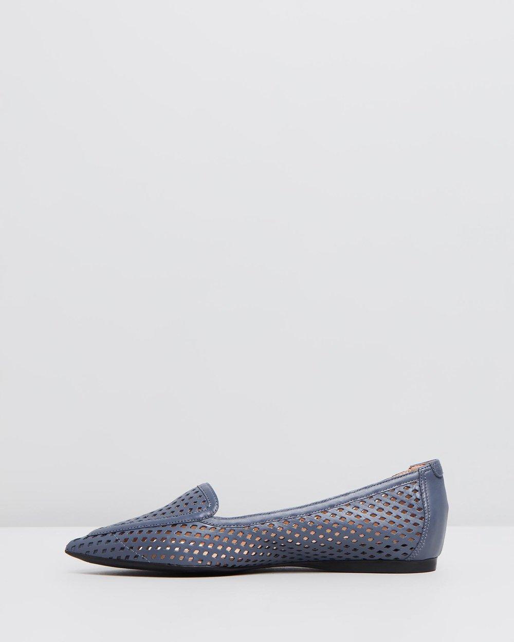 Amani Flats - Siena Blue