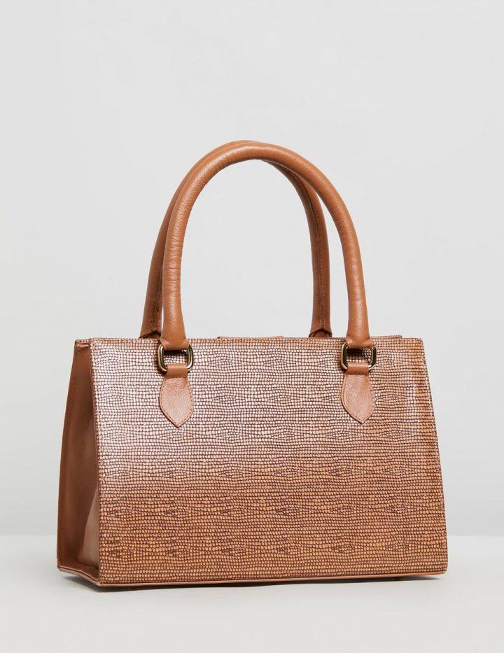 Delilah Handbag - Gold