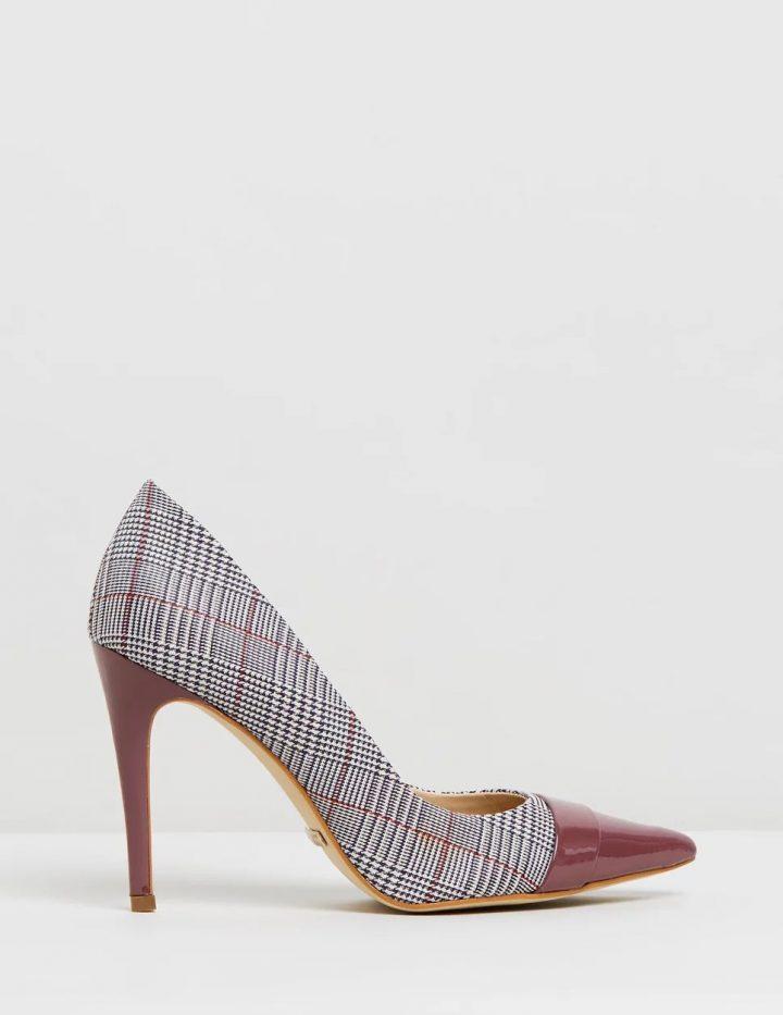 251220a68ced Yvette - Dusty Pink   Grey