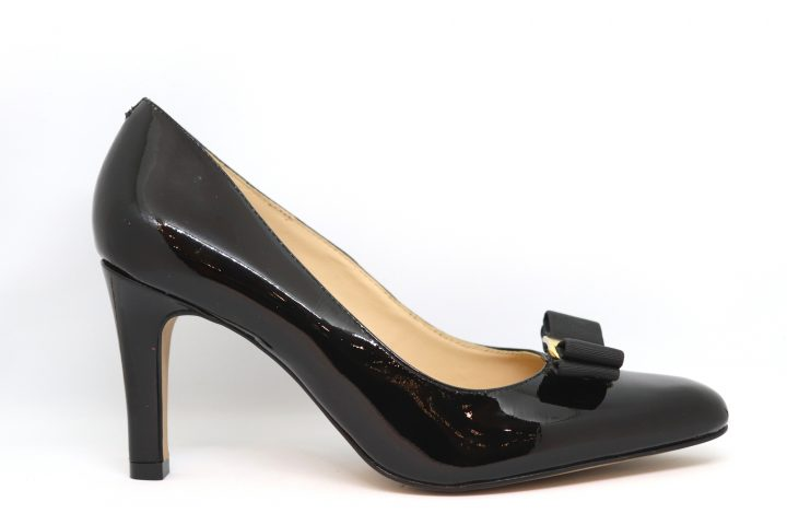 Naomi II - Black Patent