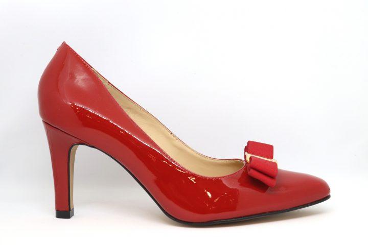 Naomi II - Red Patent