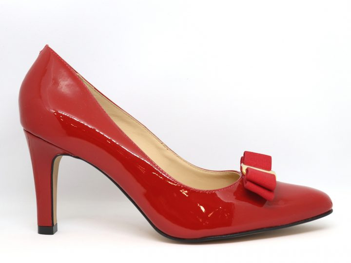 Naomi II - Red Patent