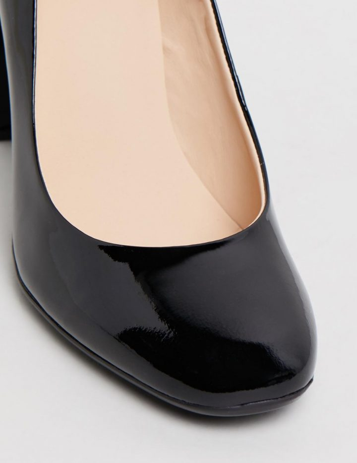 Gladys - Black Patent