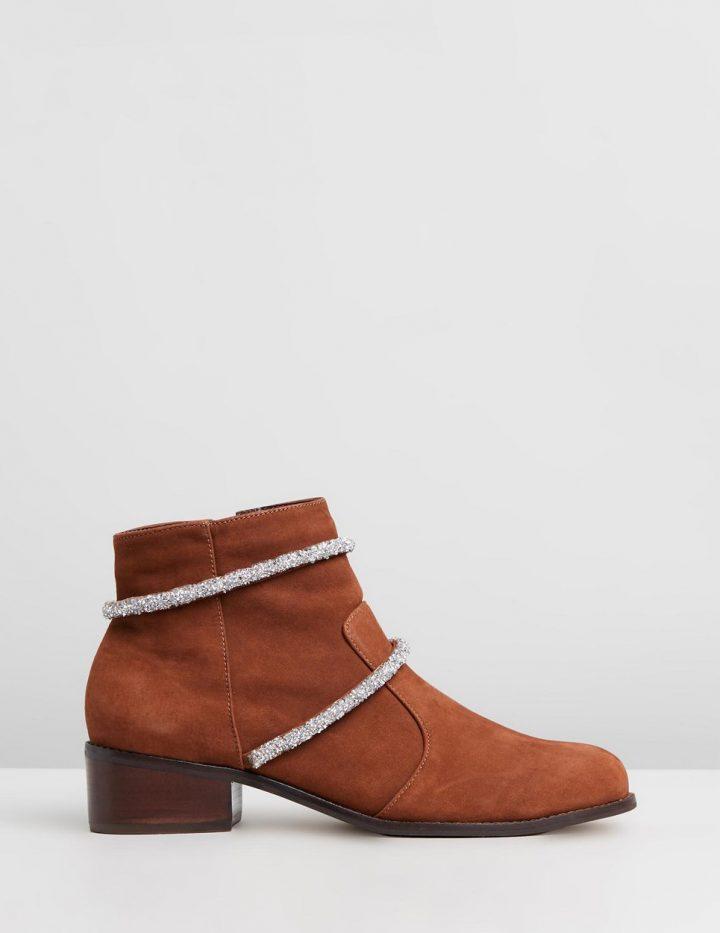 Sydney - Caramel Brown