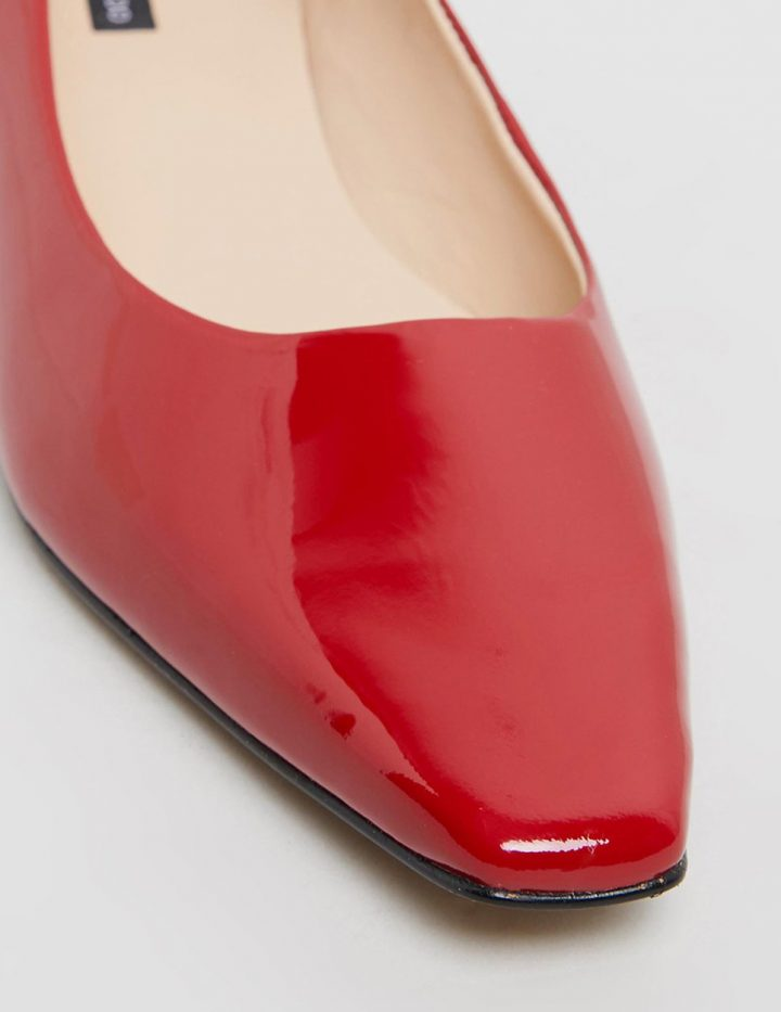 Angelica - Red Patent