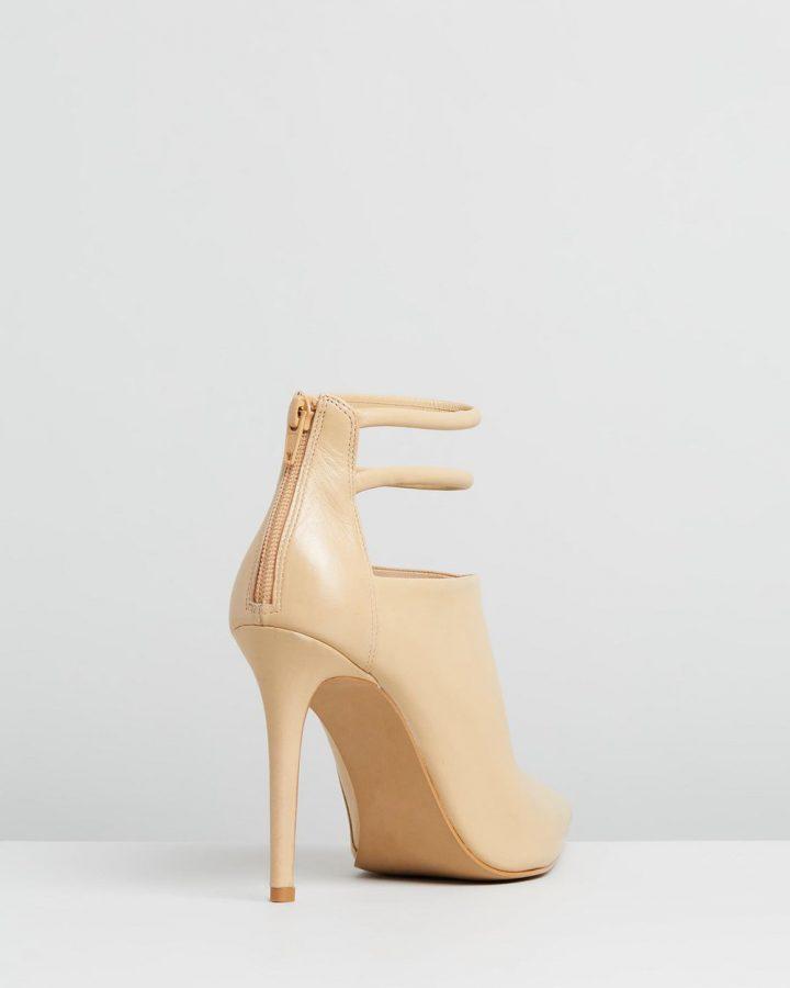 Lesley Boots - Beige