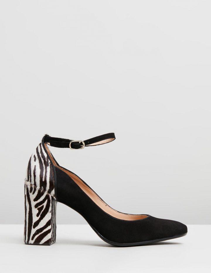 Lody - Black & Zebra