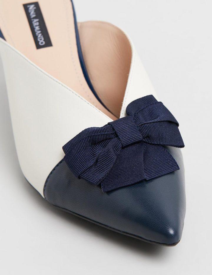Zara - Navy & Ice