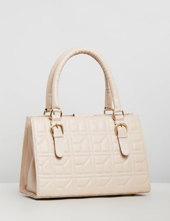 Lilly Handbag - Nude