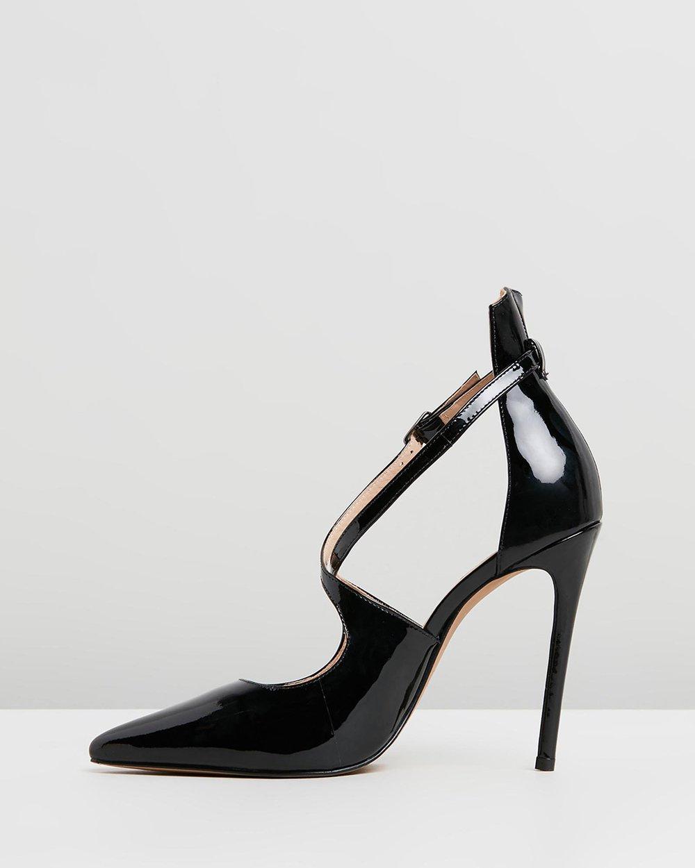 db16d679e Callie - Black Patent - Nina ArmandoNina Armando